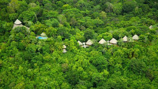 Lapa Rios EcoLodge In The Osa Peninsula, Costa Rica