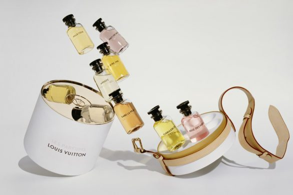Les Parfums Louis Vuitton