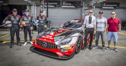 Mercedes-AMG GT3 by Linkin Park