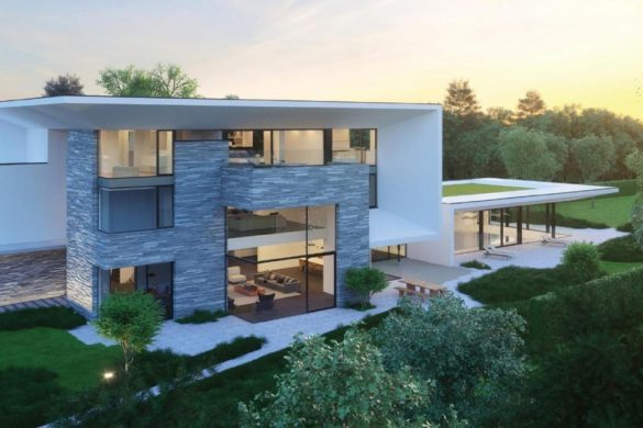 Luxury Villa In Uccle, Belgium On Sale For €12,5 Million