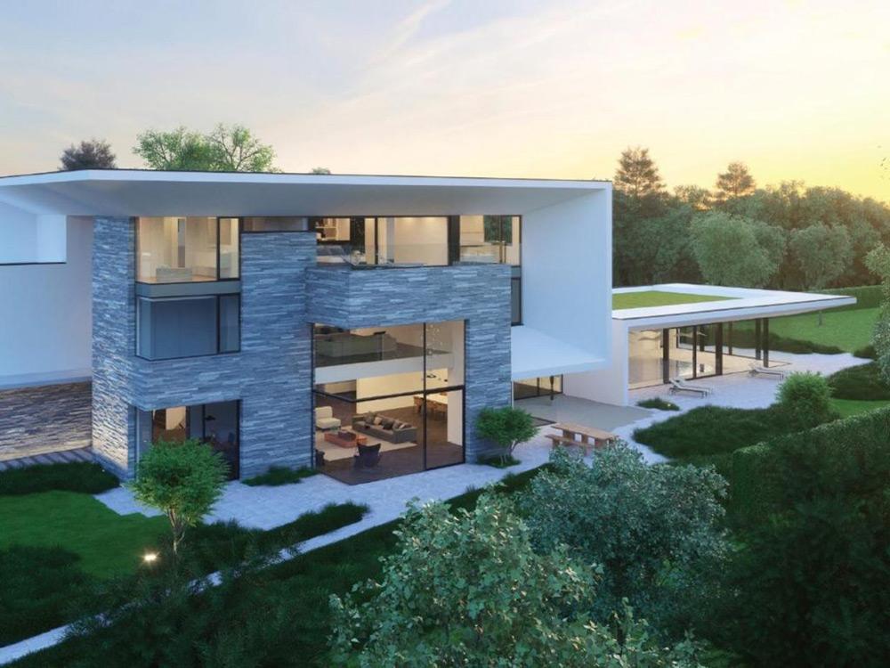 Luxury Villa In Uccle, Belgium On Sale For €12,5 Million