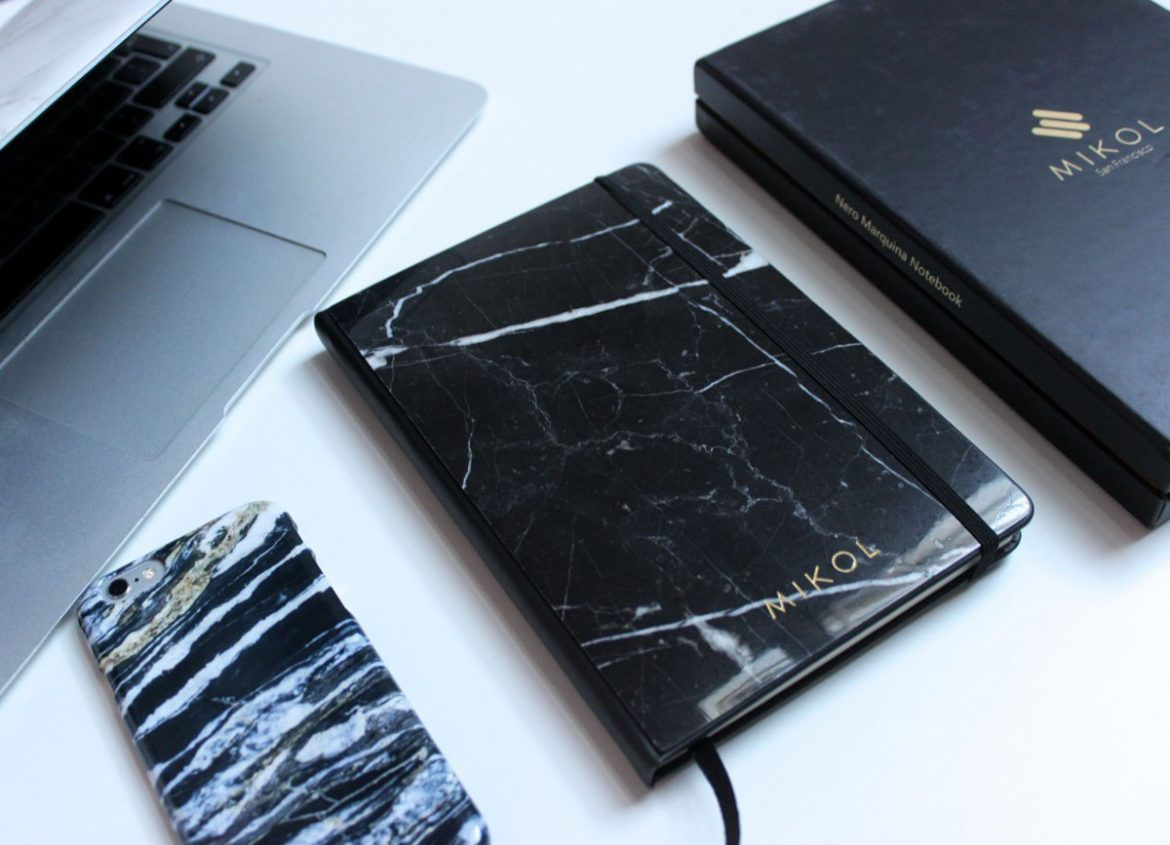 MIKOL Transforms Natural Marble Stone Into Luxury Accessory