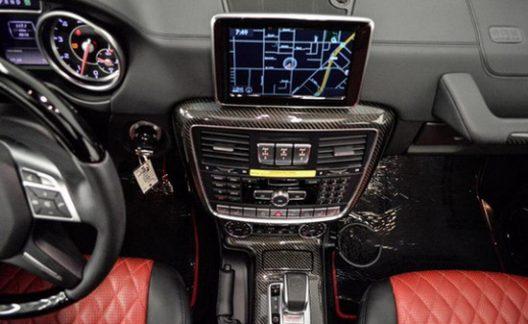 Kylie Jenner's Mercedes-Benz G-Class G63 AMG