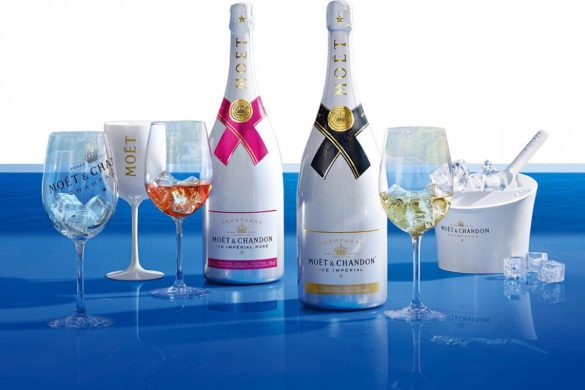 Moët & Chandon Launches One-Hour Delivery Service In London