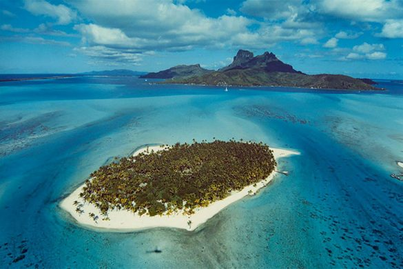 Enchanting Motu Tane in Bora Bora Can Be Yours For $50 Million