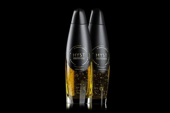 MYST GOLD - 24 Karat Gold Infused Extra Virgin Olive Oil