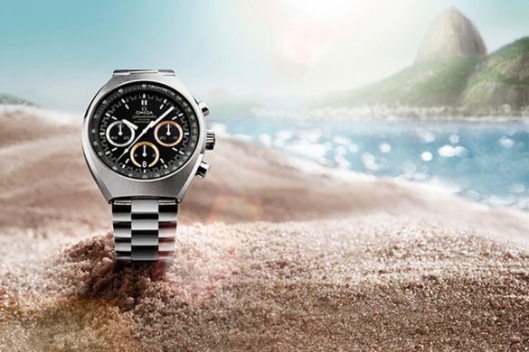 OMEGA's Seamaster 'Rio 2016' Limited Edition Collection