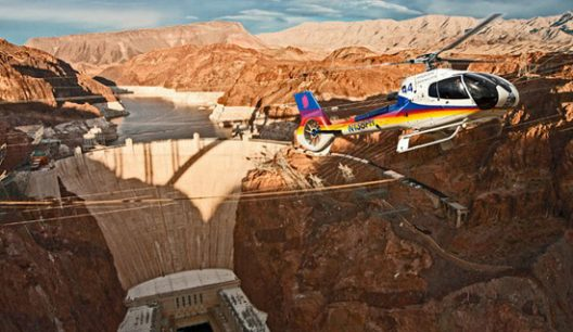 Papillon Grand Canyon Helicopters Launches New Hoover Dam Tours  EXtravaganzi