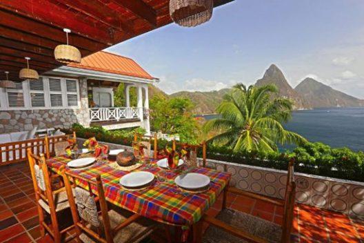 Tropical Paradise In Santa Lucia