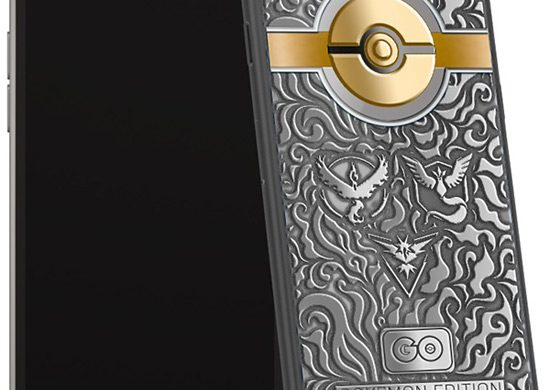 Caviar Launches iPhone 6s Pokemon Go Edition