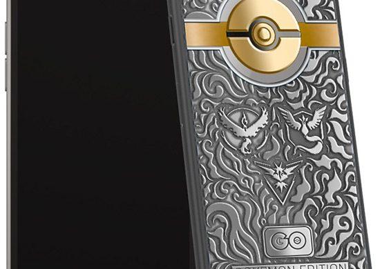 Caviar Launches iPhone 6s Pokemon Go Edition