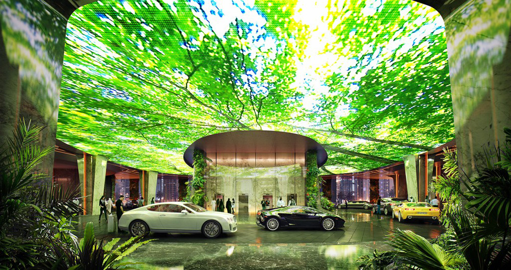 Rosemont Hotel & Residence Dubai To Feature Its Own Tropical Rainforest