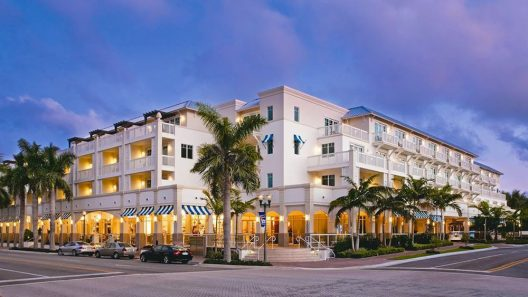 The Seagate Hotel & Spa, Delray Beach, Florida
