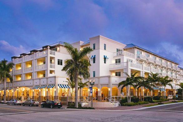 The Seagate Hotel & Spa, Delray Beach, Florida