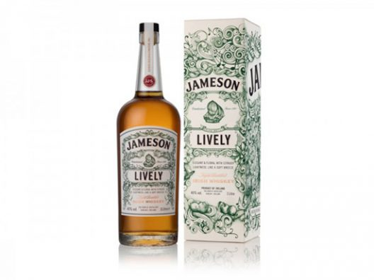 Jameson Introduces Deconstructed Whiskey: Super-Premium