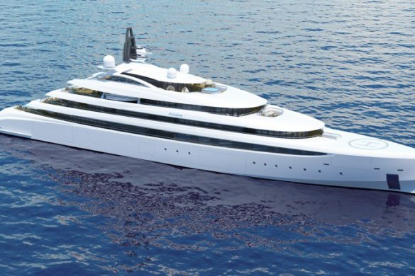 ACUORE - New 360-Foot Superyacht By A Group
