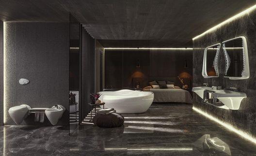 Vitae - Zaha Hadid Design's Bathroom Collection