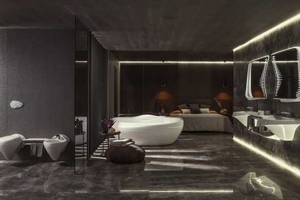 Vitae - Zaha Hadid Design's Bathroom Collection