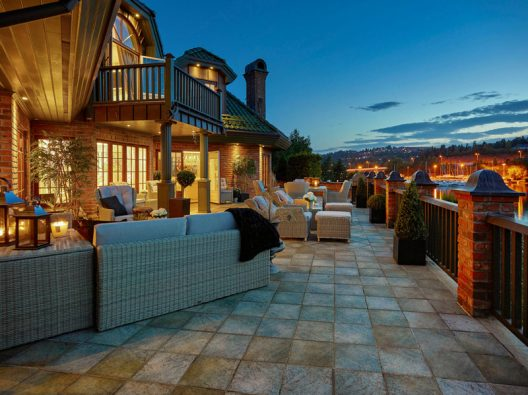 Lavish Waterfront Mansion Just Outside of Oslo, Norway On Sale