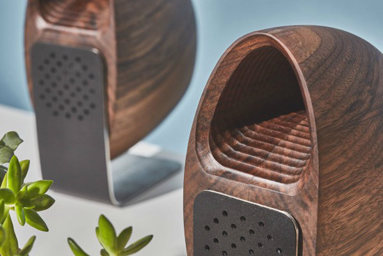 Grovemade Wooden Speakers