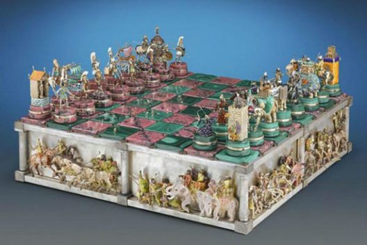 $1,65 Million Chess Set
