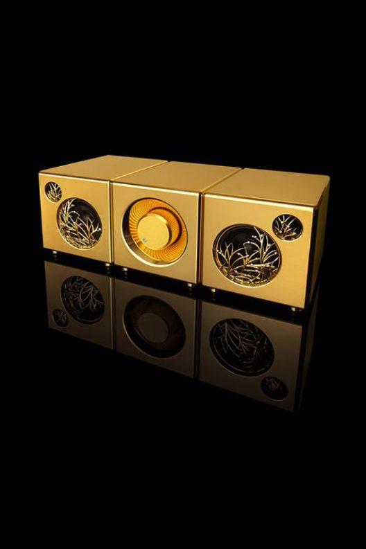 AI-03-Au Premium Speaker System by River'sTone