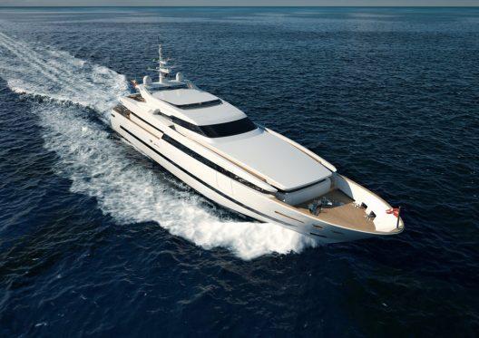 First Cantieri di Pisa Akhir 42S Superyacht Sold