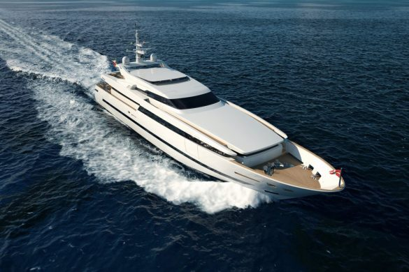 First Cantieri di Pisa Akhir 42S Superyacht Sold