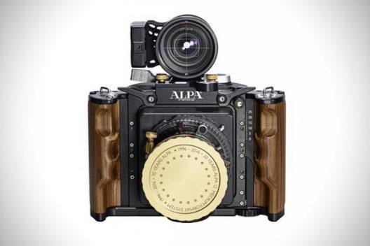 Alpa Special Camera
