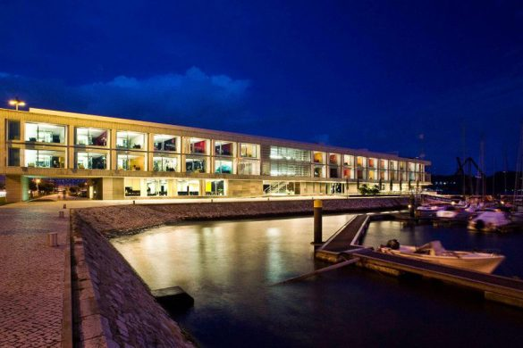 Altis Belém Hotel & Spa - Luxury Design Hotel By The River