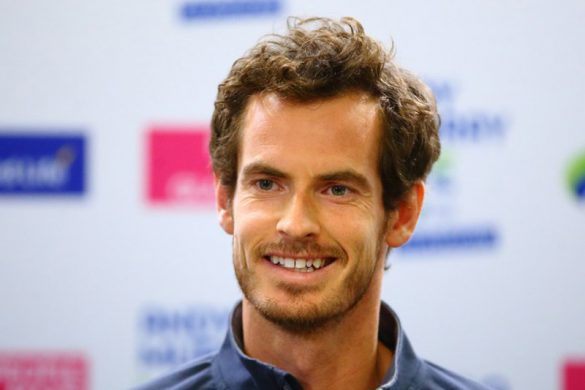 Just One Week Left To Bid On Exciting Chance To Play Tennis With Andy Murray!