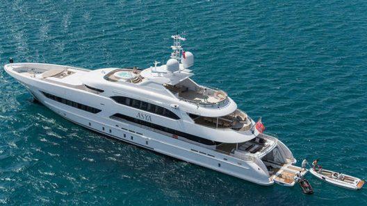 Asya - Heesen's 47-Meter Superyacht
