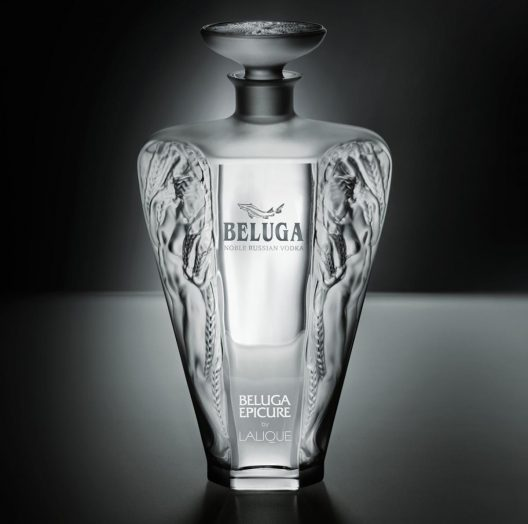 Beluga Epicure – Limited Edition Vodka by Lalique