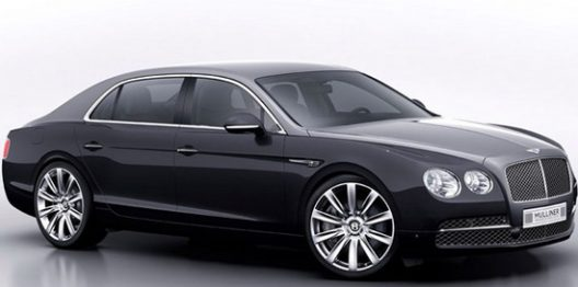 Bentley Flying Spur GQ Edition