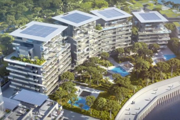 Bouygues Construction's Luxury Project In Monaco
