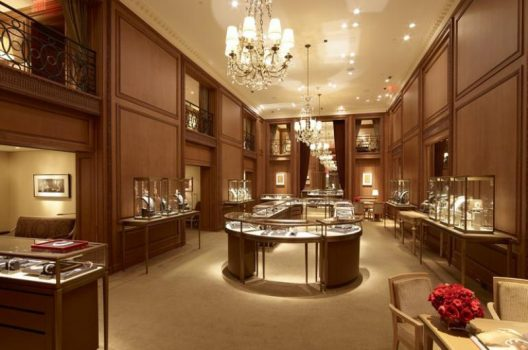 Cartier Re-openes Its Fifth Avenue Store in New York