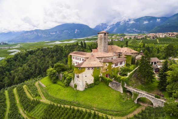 Castel Valer - Italian Medieval Castle To Be Auctioned