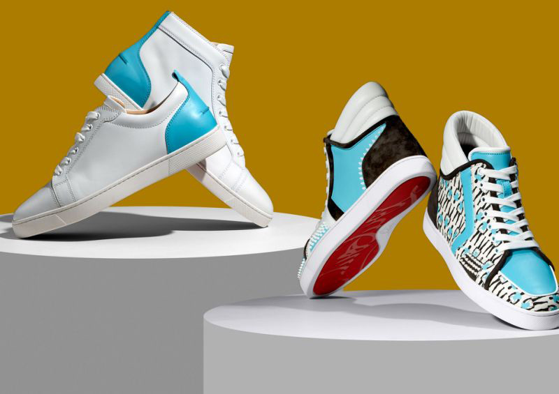 Christian Louboutin Teamed Up With Sporty Henri For New Capsule Collection