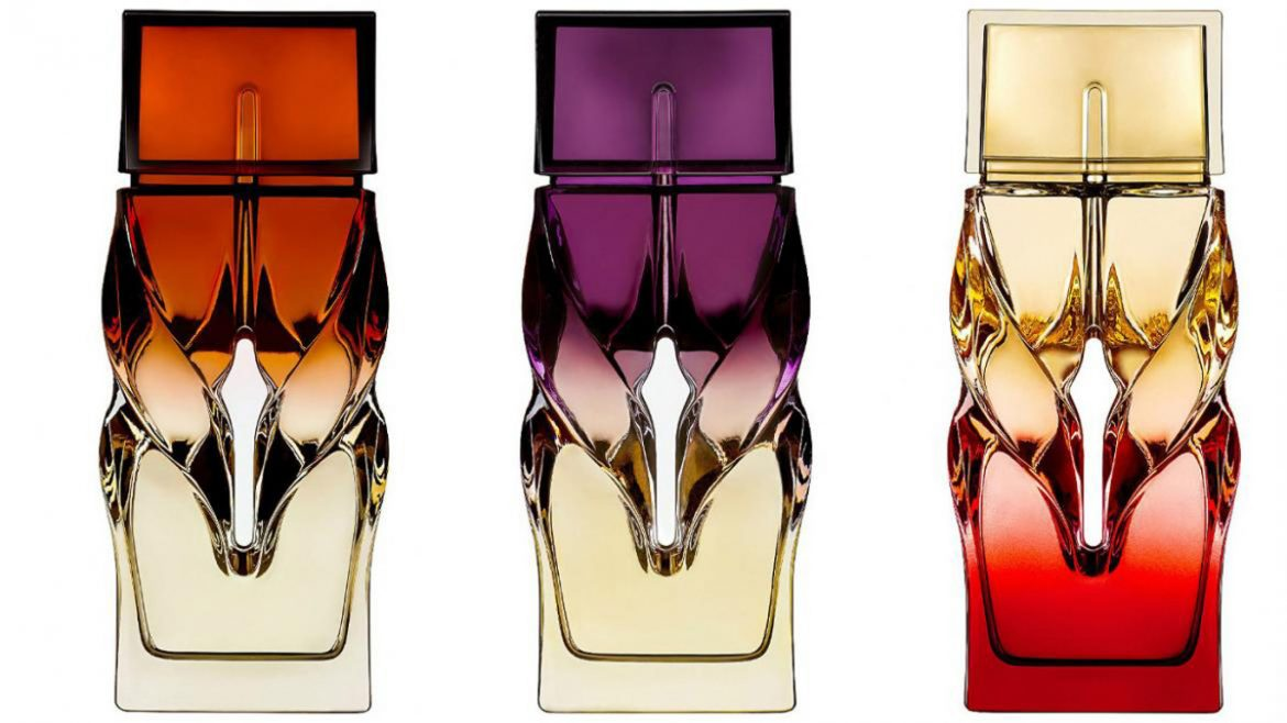 Christian Louboutin Debut Trio Of Fragrances
