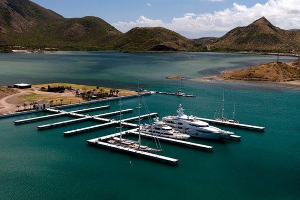 Christophe Harbour To Add Elaborate Superyacht Marina Village Next Year