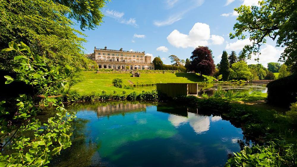 Cowley Manor Cheltenham, England