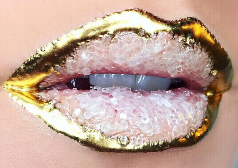 Crystal Lips