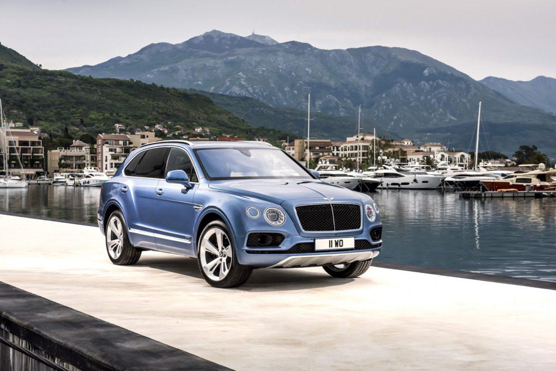 First Diesel Bentley