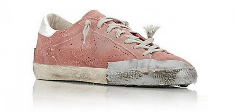 Would You Pay $585 For Distressed Shoes Wrapped With Duct Tape?