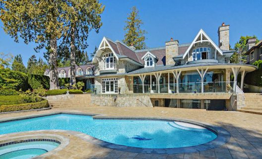 Dolphin Gate - White Rock's Manor On Sale For $19.66 Million