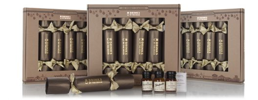 Drinks by the Dram 2016 spirit-filled Christmas Crackers