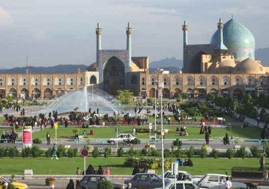 14-Nights Excursion Trough Iran Via Golden Eagle Train