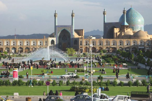 14-Nights Excursion Trough Iran Via Golden Eagle Train