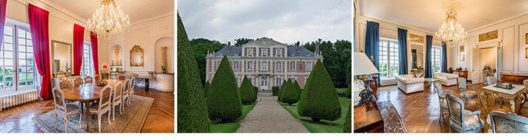 Extraordinary Chateau Near Paris
