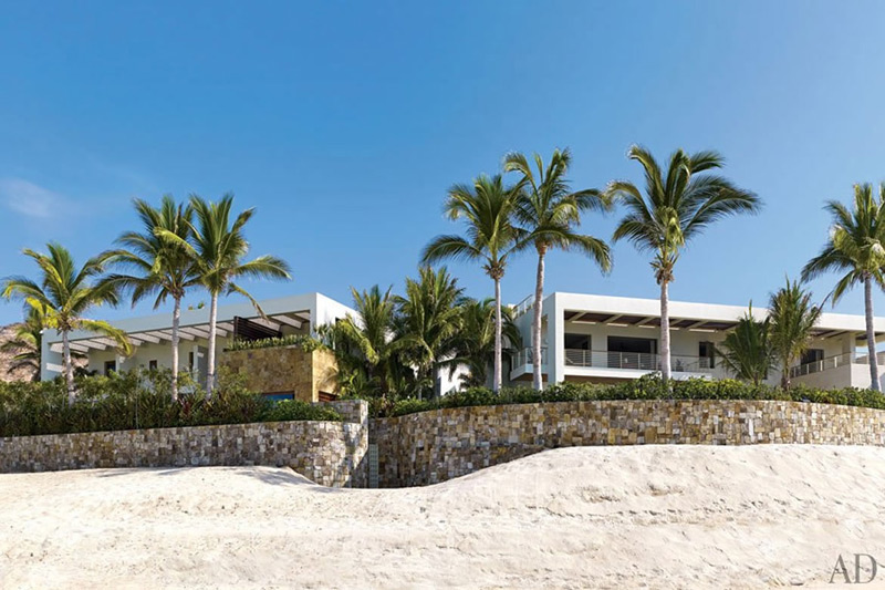 George Clooney's Cabo Beach Pad On Sale For $50 Million